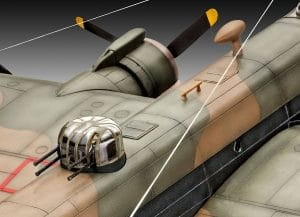 Revell 04936 Handley Page utilisation